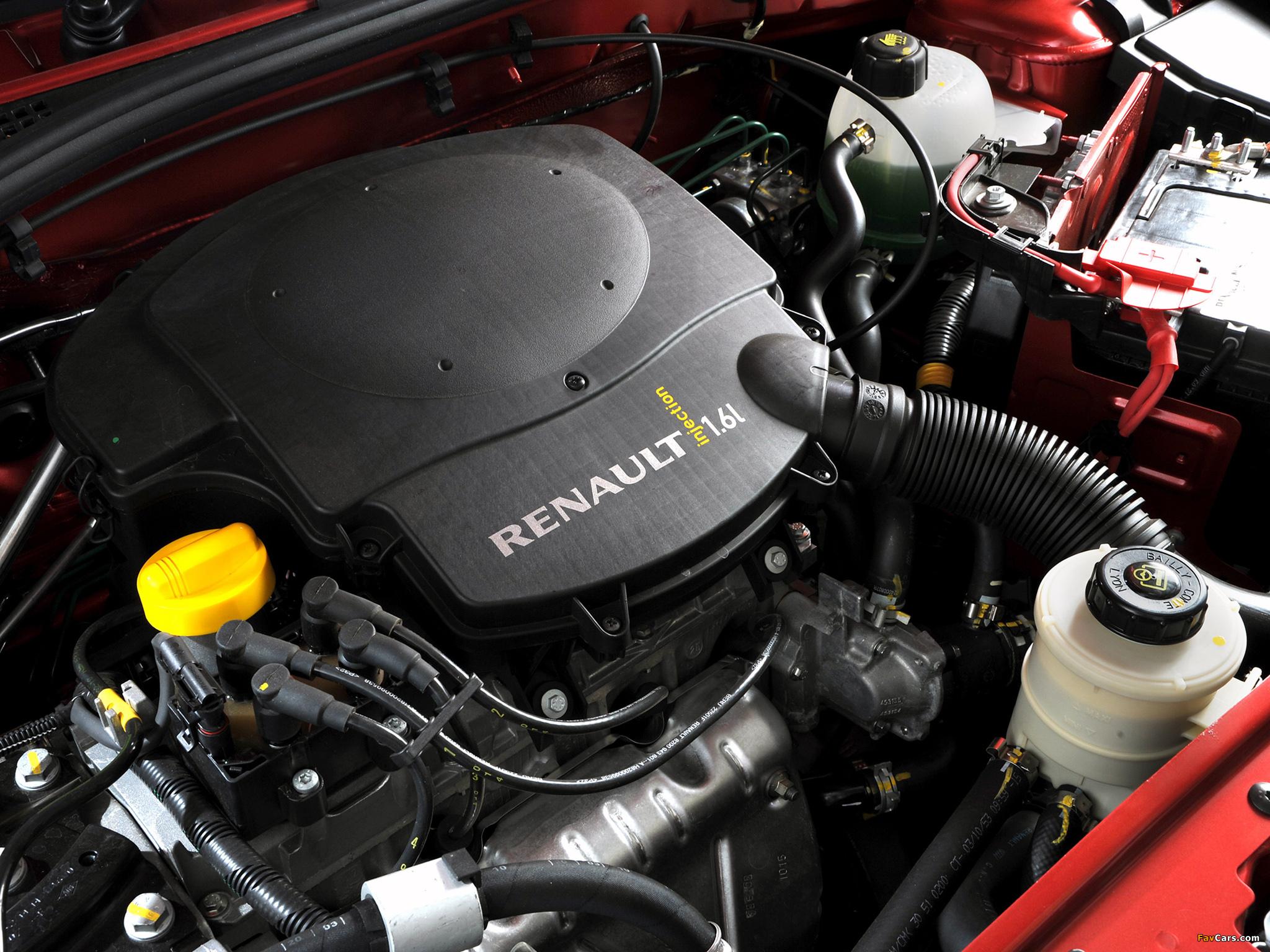 Renault Sandero Stepway ZA-spec 2010 photos (2048 x 1536)