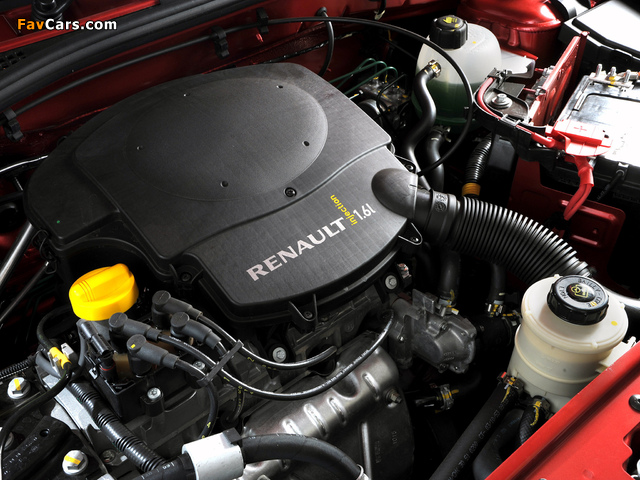 Renault Sandero Stepway ZA-spec 2010 photos (640 x 480)