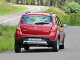 Renault Sandero Stepway ZA-spec 2010 wallpapers
