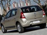 Renault Sandero BR-spec 2011 images