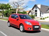 Renault Sandero BR-spec 2011 pictures
