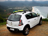 Renault Sandero Stepway Rip Curl 2012 wallpapers