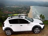 Renault Sandero Stepway Rip Curl 2012 wallpapers