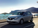 Renault Sandero 2013 wallpapers