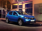 Renault Sandero Stepway 2013 wallpapers