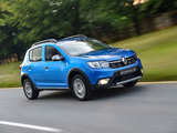 Renault Sandero Stepway ZA-spec 2017 photos