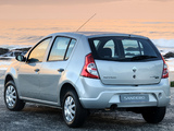 Renault Sandero ZA-spec 2009 wallpapers