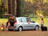 Images of Renault Grand Scenic ZA-spec 2004–07
