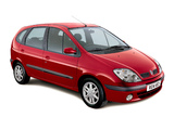 Photos of Renault Scenic 1999–2002