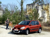 Photos of Renault Scenic Conquest 2007–09
