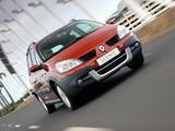 Photos of Renault Scenic Navigator 2008–09