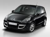 Photos of Renault Scenic 2009–12