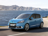Photos of Renault Scenic 2012