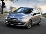Photos of Renault Grand Scenic ZA-spec 2012