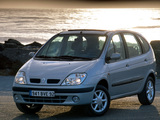 Pictures of Renault Scenic 1999–2002