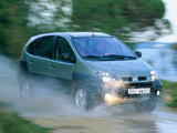 Pictures of Renault Scenic RX4 2000–02