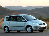 Pictures of Renault Grand Scenic ZA-spec 2004–07