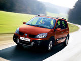 Pictures of Renault Scenic Conquest 2007–09