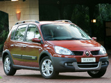 Pictures of Renault Scenic Navigator 2008–09
