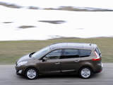 Pictures of Renault Grand Scenic 2009–12