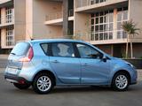 Pictures of Renault Scenic ZA-spec 2009