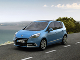 Pictures of Renault Scenic 2012