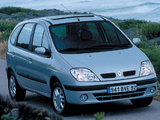 Renault Scenic 1999–2002 photos