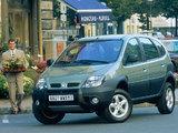 Renault Scenic RX4 2000–02 photos