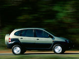 Renault Scenic RX4 2000–02 wallpapers