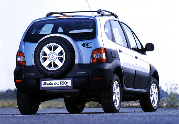 Renault Scenic Rx4 Salomon 200102 Wallpapers