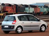 Renault Scenic ZA-spec 2004–07 images