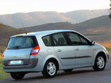 Renault Grand Scenic ZA-spec 2004–07 photos