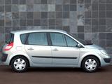 Renault Scenic ZA-spec 2004–07 pictures