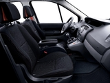 Renault Scenic Conquest 2007–09 images