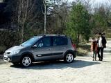 Renault Scenic Conquest 2007–09 photos