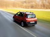 Renault Scenic Conquest 2007–09 pictures
