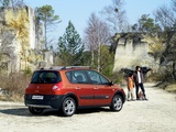 Renault Scenic Conquest 2007–09 wallpapers