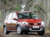 Renault Scenic Navigator 2008–09 photos