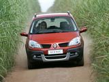 Renault Scenic Navigator 2008–09 wallpapers