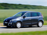Renault Scenic 2009–12 images