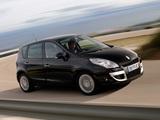 Renault Scenic 2009–12 photos