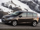 Renault Grand Scenic 2009–12 photos