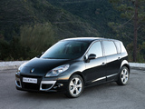Renault Scenic 2009–12 pictures