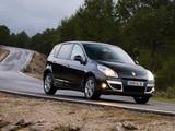 Renault Scenic 2009–12 wallpapers