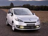 Renault Grand Scenic ZA-spec 2012 images