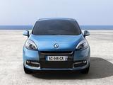 Renault Scenic 2012 wallpapers