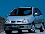 Renault Scenic 1999–2002 wallpapers