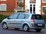 Renault Grand Scenic ZA-spec 2004–07 wallpapers