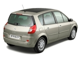 Renault Scenic 2006–09 wallpapers