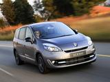 Renault Grand Scenic ZA-spec 2012 wallpapers